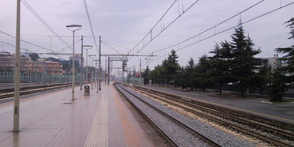 Pescara Central station